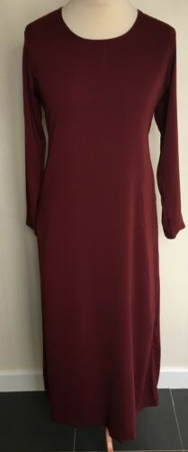 *NEW* Pocket Ladies//Women/'s Nida Abaya//Jilbab//Maxi dress 13 Colours 52,54,56,58
