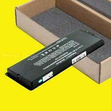 "Black Extended New Battery For Apple Macbook 13"" Black MAC A1185 A1181 usa stock"