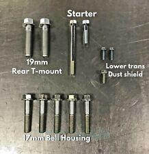 Honda Acura B Series Transmission Bolt Kit B16 B18 B20 5spd