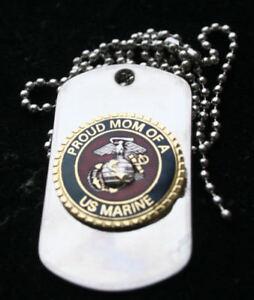 marine dog tags