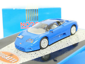 Norev-1-43-1991-Bugatti-EB110-Diecast-Model-Car