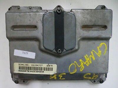 16184737 BNFM GM OEM ENGINE CONTROL MODULE UNIT PCM ECM ECU