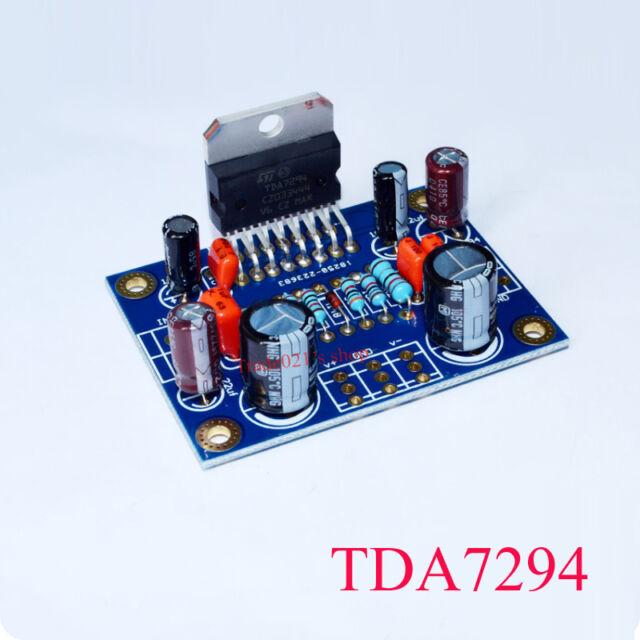 TDA7294 Mono 80W Audio Power Amp Amplifier board Dual DC 40V Kits High Quality