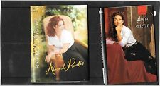 2 CASSETTES GLORIA ESTEFAN-ABRIENDOPUERTAS & EXITOS DE-  AS NEW