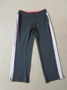 5f675eb7e79ee4 Image is loading MARKS-amp-SPENCER-ACTIVE-SPORTSWEAR-Black-Grey-Jogging-