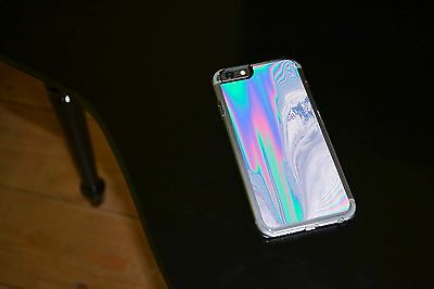 Holographic PRINT Awesome Dope Trippy Hard Phone Case Fits iPhone 4 4s 5 5s 5c 6