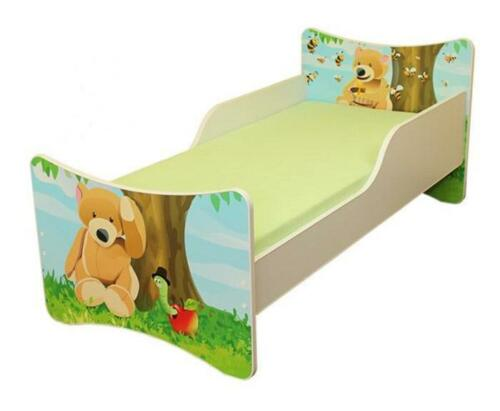 TODDLER BED Bear 10 Designs BFK Collection CHILDRENS BED 8 Sizes !!!