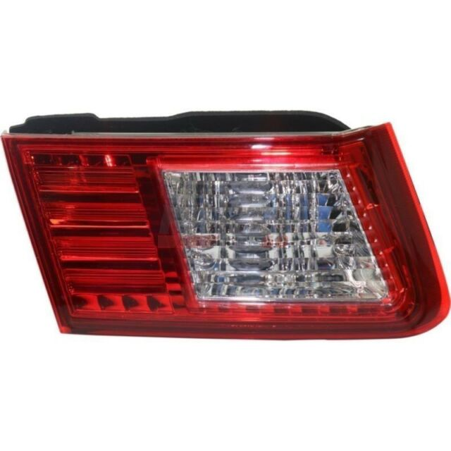 NEW BACK UP LAMP ASSEMBLY LEFT SIDE FITS 2009-2010 ACURA