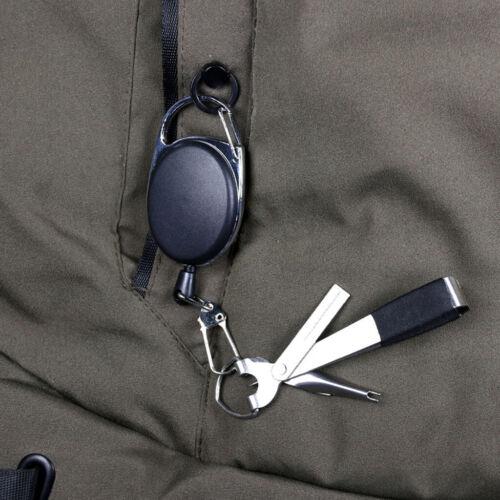 Knoten Angelschnur Nipper Cutter Clipper Bindewerkzeug Tackle für Angelfreunde