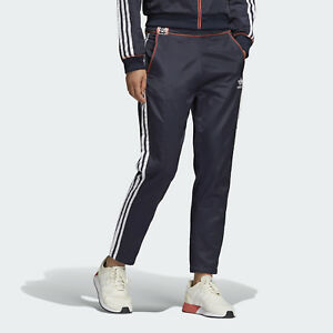 a875b80d2b Details about Adidas Originals OG Icon Track Pants Navy Bue White Coral  DH2991 Womens XS-L $70