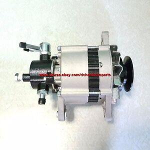 Heavy Duty Alternator Isuzu 4be1 Nkr 250 3 6l 1988 To 1995