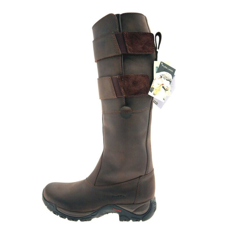 Tuffa Country Riding Long Boots