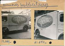 Auto c. 1950 - Citroën Tube Camion - V 99