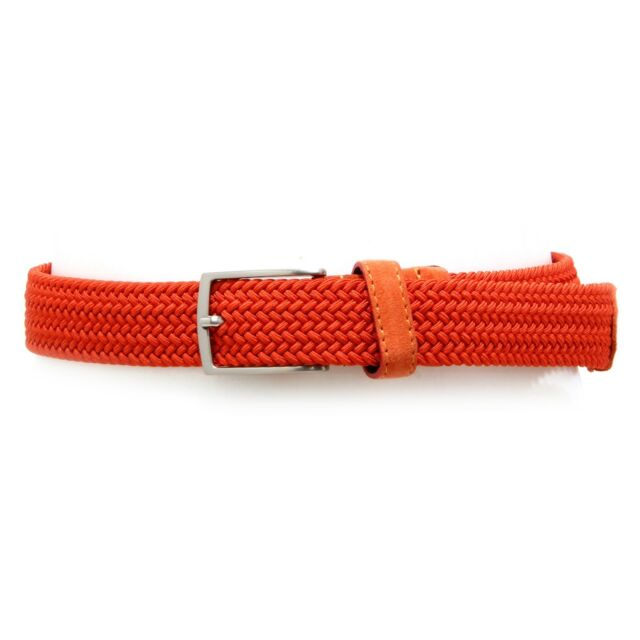 4873V Cintura Bimbo ASTON MARTIN Orange Tissue Belt Boy
