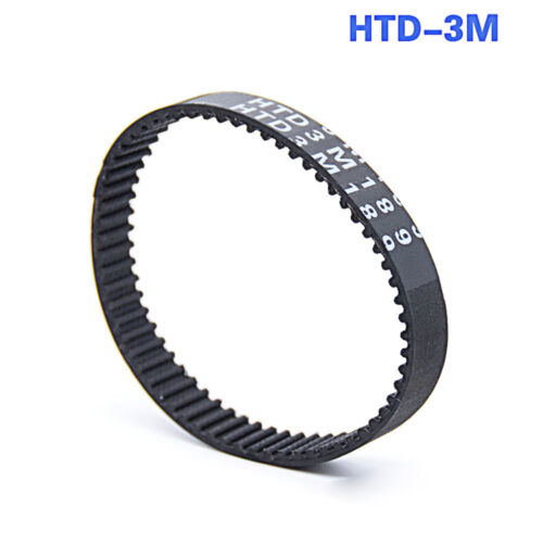 HTD3M-360//366//369//375//381 Sprocket Close Loop Synchronous Belt 10//15mm Width