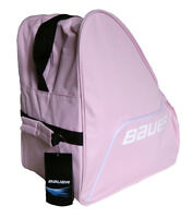 Bauer S14 Hockey Skate Bag, Pink - Black