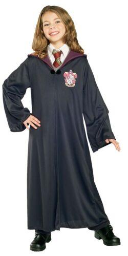Ragazze Hermione Harry Potter Grifondoro GRIFFINDOR Fancy Dress Costume Outfit