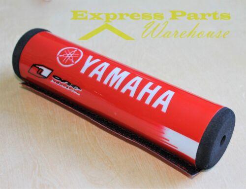 RED Yamaha Handle Bar Cross Bar Pad Dirt Bike Pit Bike Pocket Bike ATV.