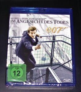 James-Bond-007-in-faccia-del-Totes-con-Roger-Moore-BLU-RAY-NUOVO-amp-OVP