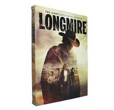 Longmire Season 5 (DVD, 2016, 3-Discs) in stock New