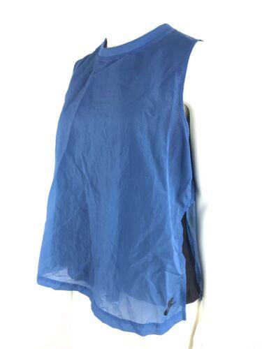 Hypermesh Nike grande tirantes 846447 o de Sportswear Camiseta mujer Tama L azul negro Rgx6w4TqXT