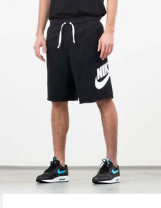 Nike Modern Sportswear Pantaloncini Shorts Alumni Uomo Cotone