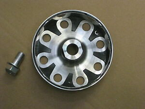 Rotor-Lichtmaschinendeckel-Limadeckel-Abdeckung-Deckel-Suzuki-GSX-R-1000