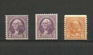 USA-1932-Sc-721-3-MH