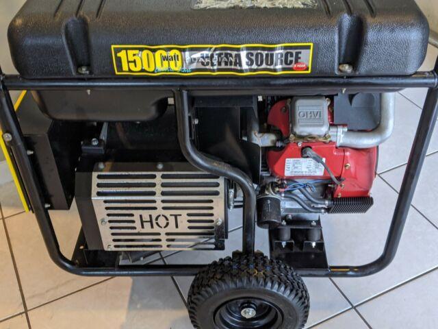 Generac 15 000 Watt Ultra Source Guardian Generator For Sale Online Ebay