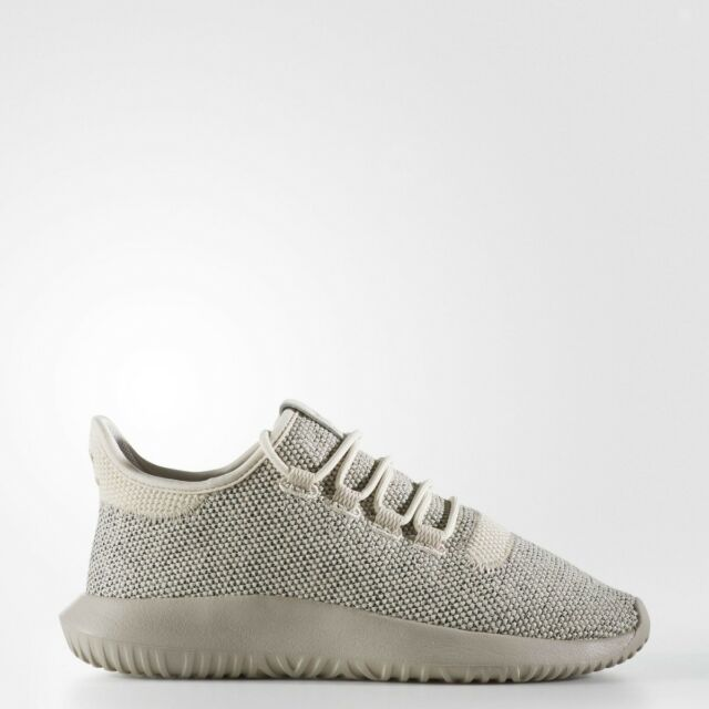 best loved ac408 d49a0 adidas Tubular Shadow Juniors Boys Girls Size 3.5 4.5 5.5 6 Cool Browns RRP  £60