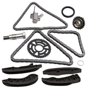 FOR BMW X1 X3 2.0 D F25//E83//E84 UPPER LOWER DIESEL ENGINE TIMING CHAIN KIT N47D2