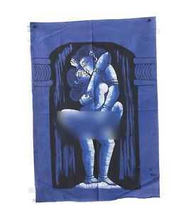 Batik Appeso Erotico Posizione Kamasutra 50x 40 CM India Peterandclo K167