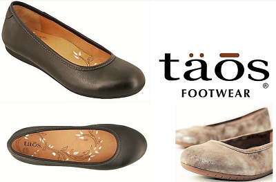 New Taos Shoes Rascal Ladies Leather