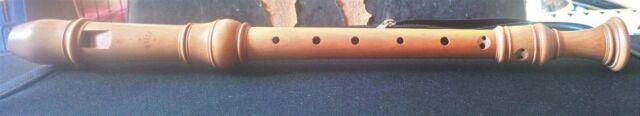 Ex Demo MOECK ROTTENBURGH Treble (alto) Enregistreur 239B pearwood. Instrument seul