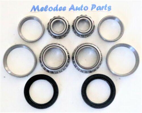 REAR Wheel Bearing W// Seal Set For Toyota Tercel 91-99 Paseo 92-97 W//O ABS