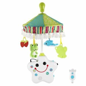 Baby Musical Bed Cot Mobile Carousel Toys Lorelli Universal Animal Toys