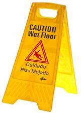 Update International Wfs 25 24 X 12 Fold Out Wet Floor Sign