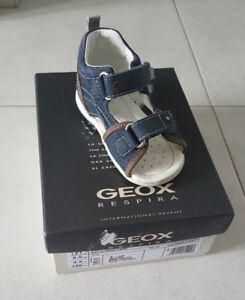 Colore Geox Jeans Scarpe N°21 Blue Sandalo Bambino dU6YqIw