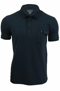 Mens-Short-Sleeved-Polo-Shirt-from-the-Blackout-Collection-by-Voi-Jeans