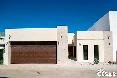 Casa de una planta en Los Santos al poniente de Hermosillo