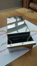 Joe frex stainless steel knock box width 14cm depth 24cm code dmini made in G...
