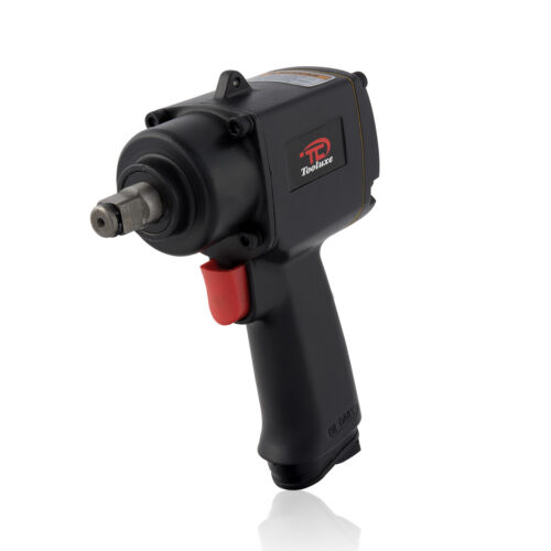 1/2 Square Drive Mini Air Impact WrenchHigh Torque Super Duty Twin Hammer