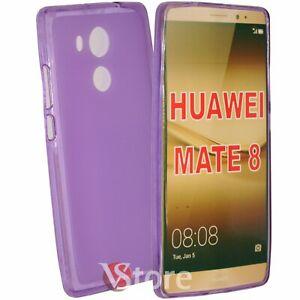 Cover Schutzhülle Gel TPU Für Huawei Mate 8 Bratsche Silikon Schutz