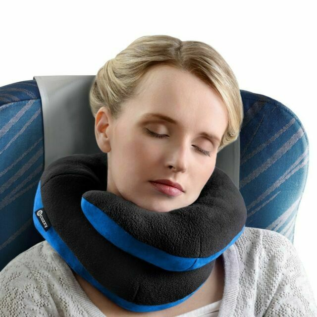 The Original Contour 360 Travel Pillow Grey