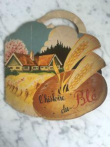 l'histoire du Blé un conte de Catherine-Noëlle J.Barbe 1950