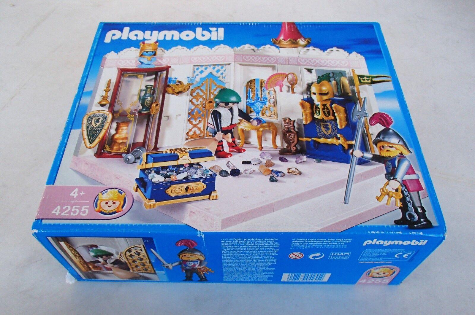 Magic Castle 4255 royal Treasury-Playmobil-SEALED    RARE