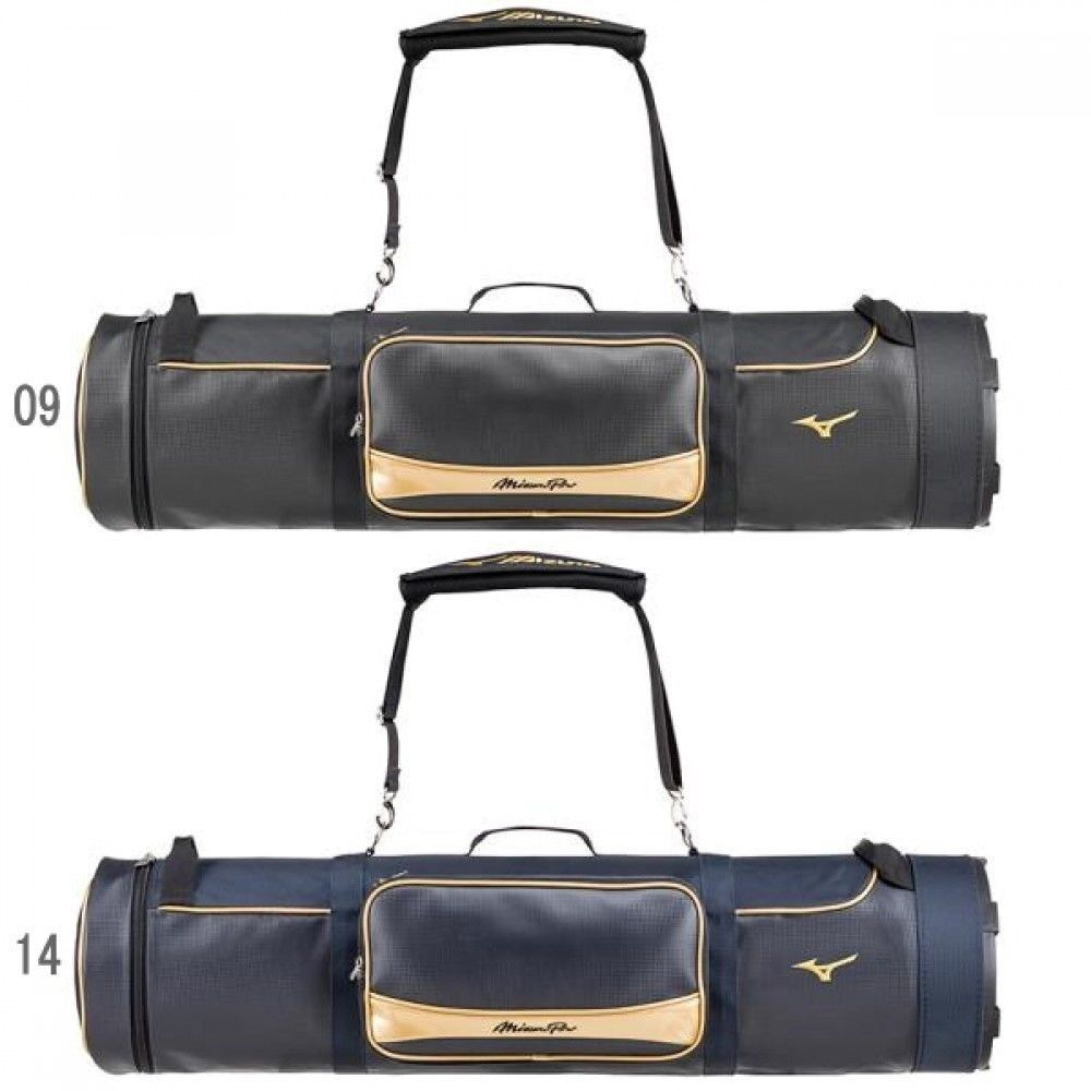New MIZUNO PRO Baseball Japan Bat Case Bag For 10 Bats 1FJT6002 Japan Baseball Fast Shipping d536ad