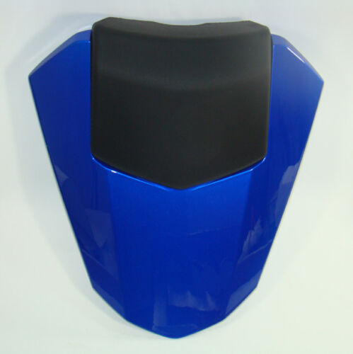 Rear Seat Cover Cowl Solo Fairing Blue For 2008-2013 09 2010 2011 YAMAHA YZF R6