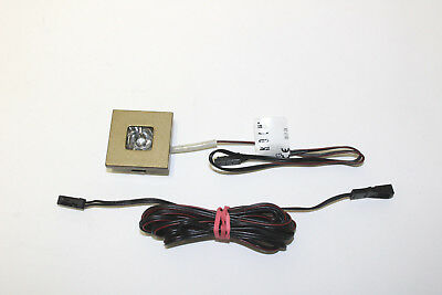Leuchte Schmal-LED Anbauleuchte Möbelleuchte Leuchte LED 11x12x250 mm 2 x LED
