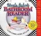 Uncle John S Bathroom Reader Page-a-day Calendar 2017 9780761188193